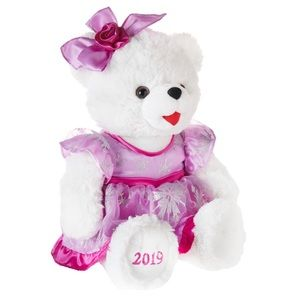 "💞 Adorable ""Snowflake"" Teddy"